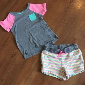 •5 FOR $25• Cat & Jack Outfit